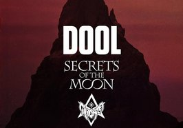 Tour Plakat von Dool, Secrets of the Moon und Caronte / Bild: Dool