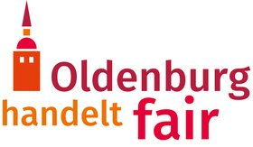 Logo Oldenburg handelt fair. Quelle: Aktionsbündnis Oldenburg handelt fair