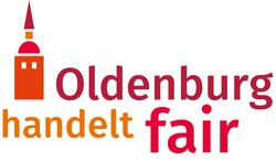 Logo von Oldenburg handelt fair. Quelle: oldenburg-handelt-fair.de